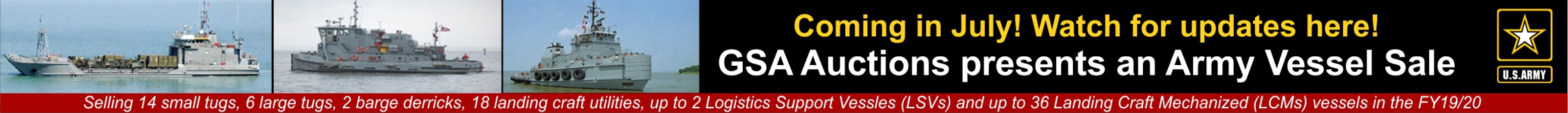 GSA Auctions, General Services Administration, Government Site for